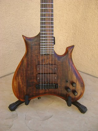 The Chris Robinson model. A one of a kind Canton Custom Design.